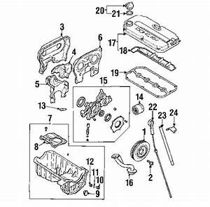 2011 Kia Rio 5 Engine Diagram
