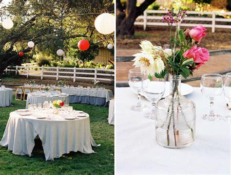 backyard wedding  wed