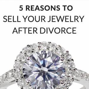 what to do with the engagement ring after divorce With where to sell wedding ring after divorce