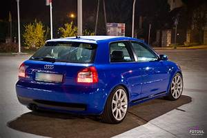 Automotive Photography By Yez  Audi S3 8l Nogaro Blue 1 8t
