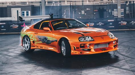 These Are The Star Cars Of Fast & Furious Live