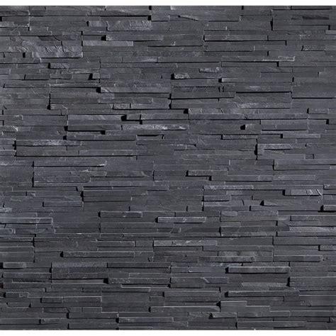 plaquette de parement naturelle noir logos plaquette de parement leroy merlin iziva