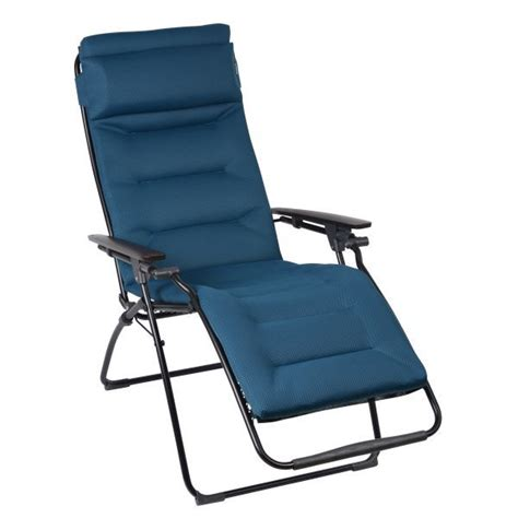 lawn comfort gartenmöbel lafuma relaxliege air comfort coral blue der beliebte