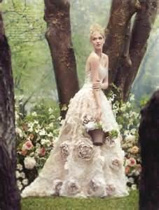 garden wedding dresses sareh nouri garden wedding dress tradesy weddings
