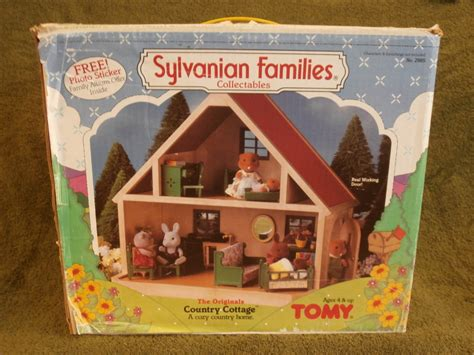 sylvanian families cottage country cottage sylvanian