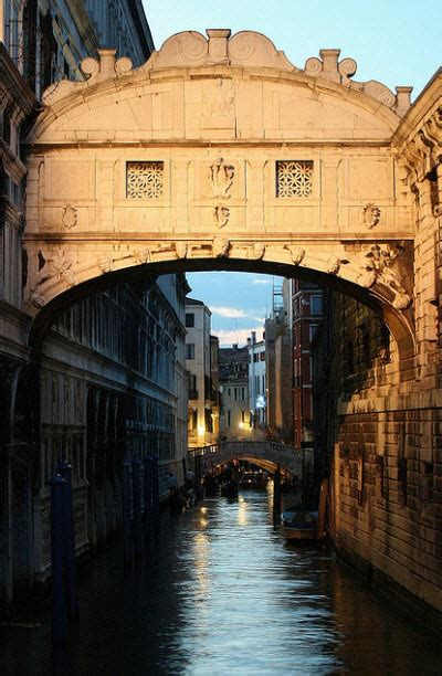 Bridge Of Sighs Venice Fun Facts And History