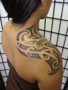 Idée De Tatouage Femme : 240 id es de tatouages maorie homme femme signification ~ Melissatoandfro.com Idées de Décoration