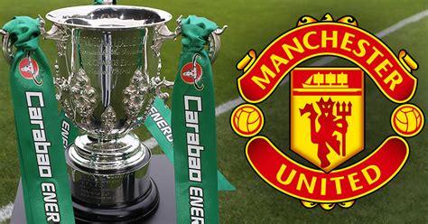 Manchester United to face Preston or Brighton in Carabao ...