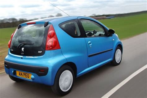 peugeot little car most reliable used cars under 5 000