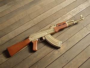 Top All Gold Ak 47 Wallpapers