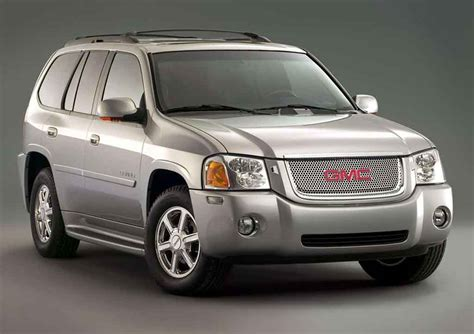 gmc envoy specs  redesign   car reviews