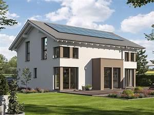 Modernes Haus Satteldach : modernes einfamilienhaus evolution 165 v4 bien zenker ~ A.2002-acura-tl-radio.info Haus und Dekorationen