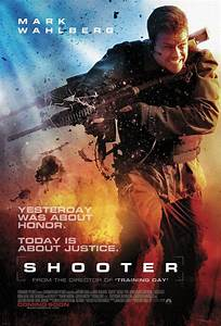 Vagebond's Movie ScreenShots: Shooter (2007)