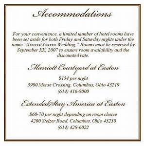 25 best ideas about accommodations card on pinterest With wedding invitation insert with accommodations