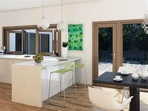 Fenster Modern Gestalten : ideen f rs k chenfenster ~ Markanthonyermac.com Haus und Dekorationen