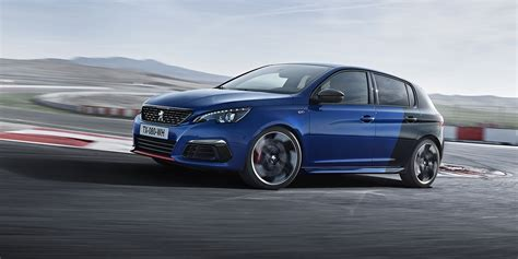 peugeot 308 gti 2017 peugeot 308 308 gti fully revealed in new images
