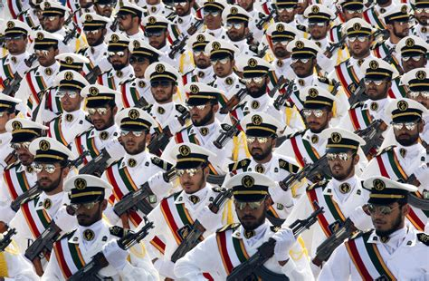 iran revolutionary done guards burman nuclear deal why