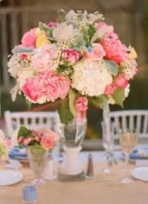wedding floral centerpieces quasi crafty diy flower centerpieces for 13 33 a buttercream wedding