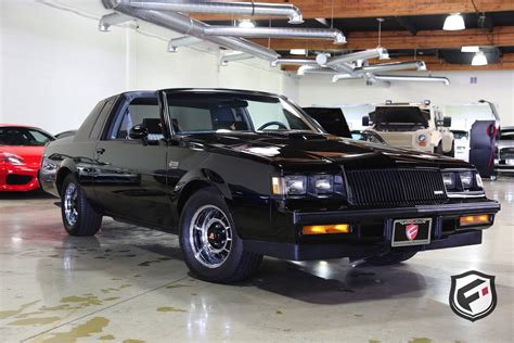 Buick Grand National 1987 by 1987 Buick Grand National Fusion Luxury Motors