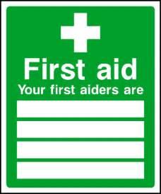 first aid essays
