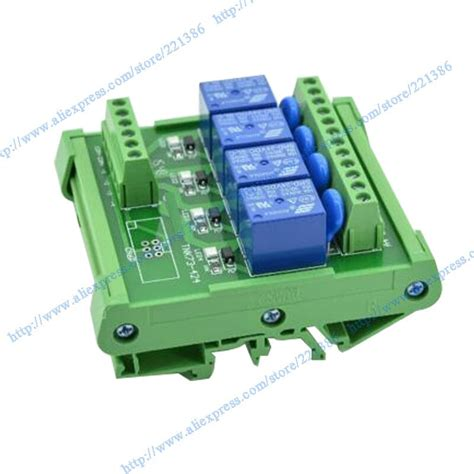 Channels Relay Module Driver Board Output