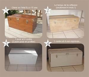 Peinture Effet Bois Flotté : peinture effet bois flotte ~ Dailycaller-alerts.com Idées de Décoration