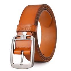 Cowhide Leather Belt by New Quality S Cowhide Leather Belt Metal Pin
