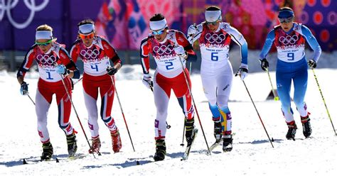 Finland No 1 Scandinavia Tops List Of S 2014 Winter Olympics Which Winter Sports Burn The Most