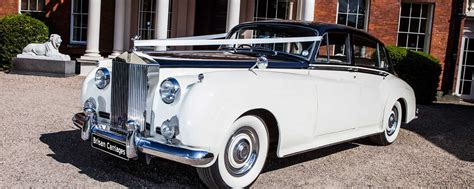 Brisan Carriages Have A 1960 Rolls Royce Cloud Ii Lwb