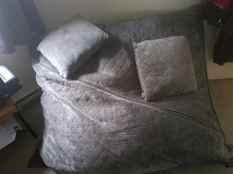 Lovesac Pillow Sac Bean Bag Chair Saanich, Victoria