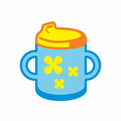 Sippy Cup Clipart Emoji Spray Sippycup Thirsty