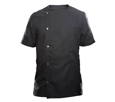 veste de cuisine origine mc noir veste de cuisine homme homme is