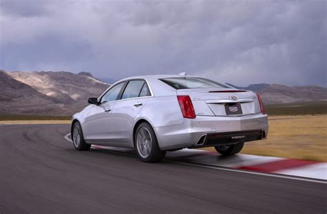 2019 Cadillac Cts Fewer Exterior Colors And Less Features