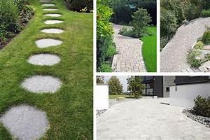 Wege Im Garten : wege garten gartengestaltung lauterwasser gartenbau ~ Lizthompson.info Haus und Dekorationen