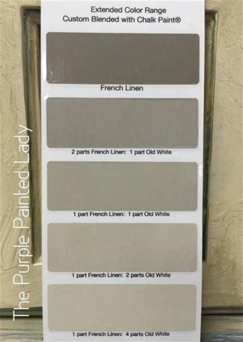 table linen paint color differences between sloan s grey chalk paint 174 colors the purple painted
