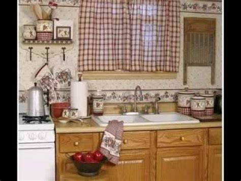 country kitchen curtain ideas country kitchen curtains design decorating ideas youtube