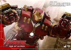 Hot Toys Avengers: Age of Ultron Iron Man Hulkbuster ...
