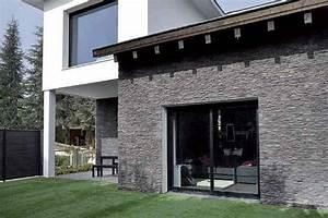 Wandverkleidung Außen Steinoptik : schiefer wandverkleidung aussen ml68 hitoiro ~ Michelbontemps.com Haus und Dekorationen