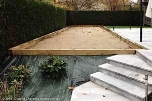 Terrain De Petanque Sans Decaisser : terrain de boules am nagements haute savoie ~ Melissatoandfro.com Idées de Décoration