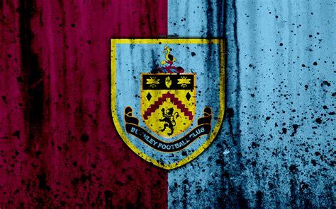 Download wallpapers FC Burnley, 4k, Premier League, logo ...