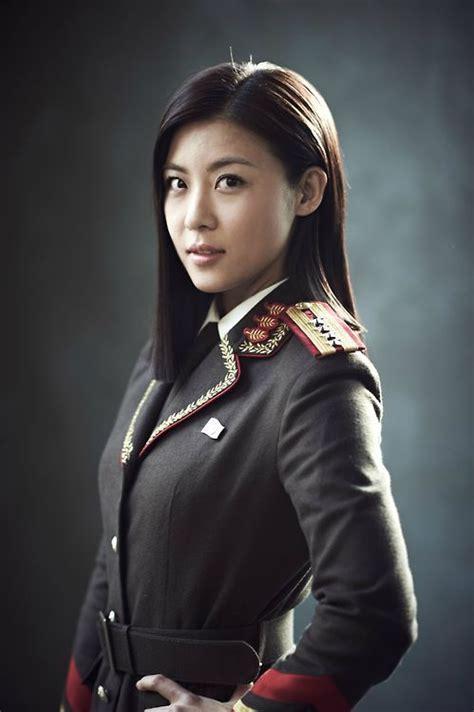 ha ji won  king  hearts medium hair sleek elegant