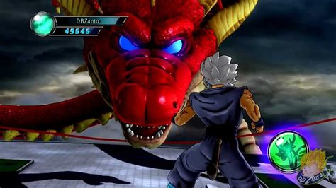 dragon ball  ultimate tenkaichi hero mode dbzanto