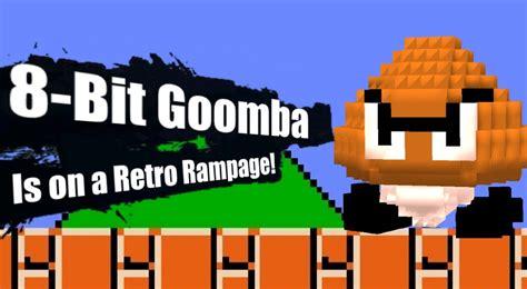 bit goomba super smash bros wii  skin mods