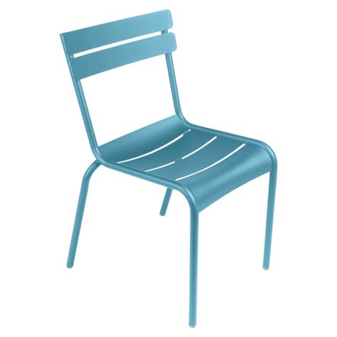 chaise aluminium exterieur luxembourg chair metal chair outdoor furniture