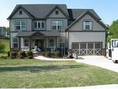Grey Paint Color Ideas For House Brown Brick Homes White Trim Home Design Ideas Interactive Home Exterior Home Lighting Design Exterior Homes Designs Exterior Paint About Exterior Shutter Colors On Pinterest Pewter Exterior Colors