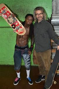 Lil Wayne Skateboarding at Skatepark of Tampa Article at ...
