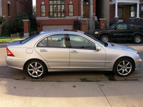 On paper, this engine would seem to be a step. Sell used 2003 mercedes benz c230 kompressor Sport Sedan C230 Supercharged loaded low mile in ...
