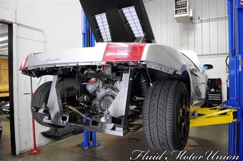 lamborghini gallardo clutch replacement car repair