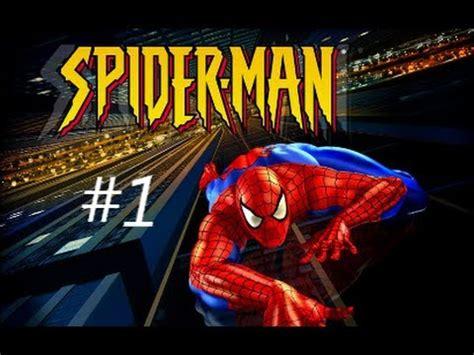 spider man  ps walkthrough part   bank heist