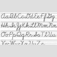 Should Learning Cursive Handwriting Be Required In School? Wtkrcom